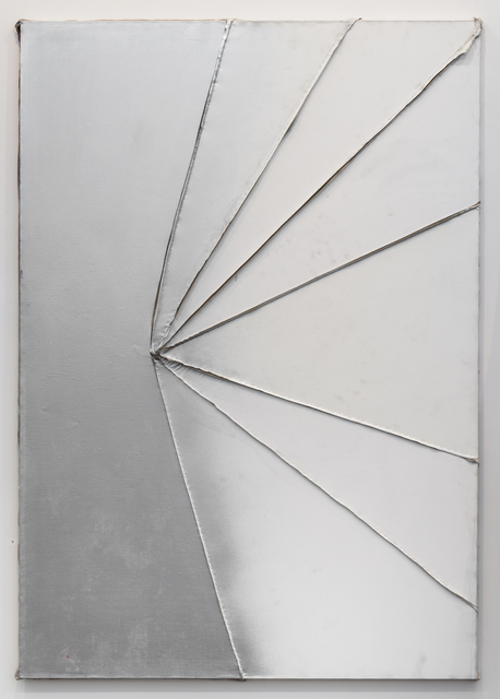 , 'Untitled (Cream Tone #10),' 2015, Nicelle Beauchene Gallery
