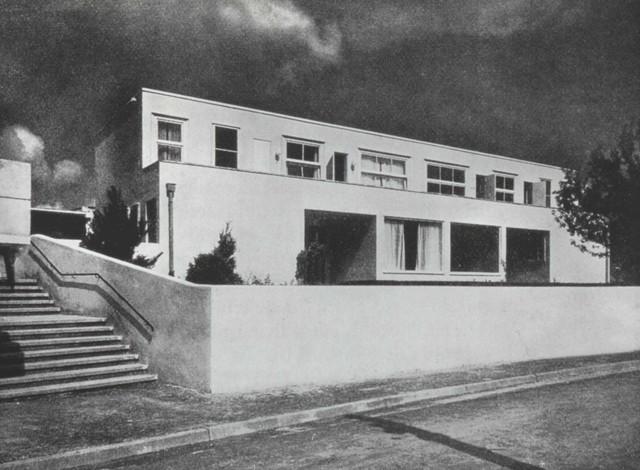 , 'House at the Werkbundausstellung,' 1927, MAK – Austrian Museum of Applied Arts / Contemporary Art
