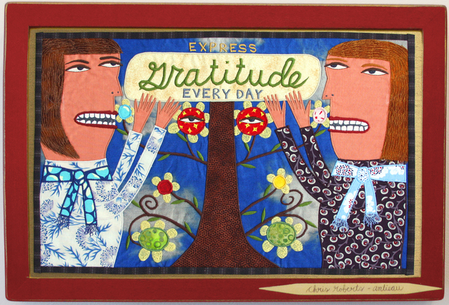 Chris Roberts-Antieau, 'Express Gratitude Every Day', 2019, Antieau Gallery