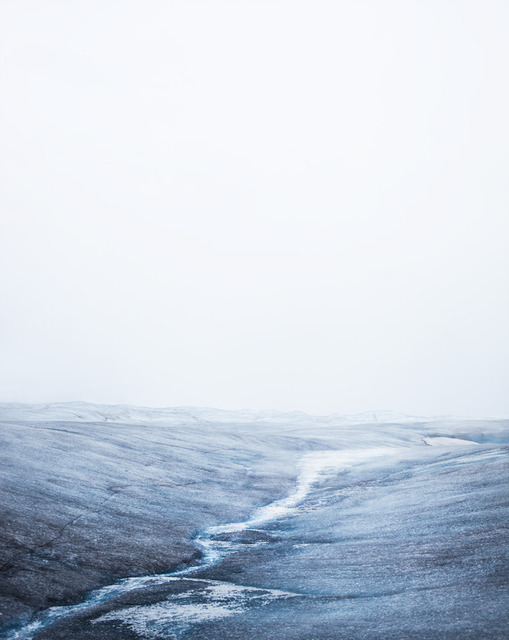 , 'Tunsbergdalsbreen, Plate VI, Norway,' 2011, Rosier Gallery
