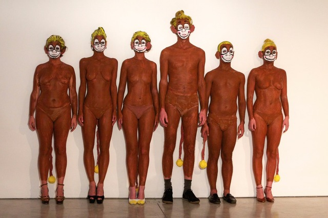 , 'Banana Monkeys,' 2011, Kreëmart