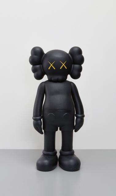 KAWS, 'Four Foot Companion (Black)', 2007, Sculpture, Painted cast vinyl, Phillips