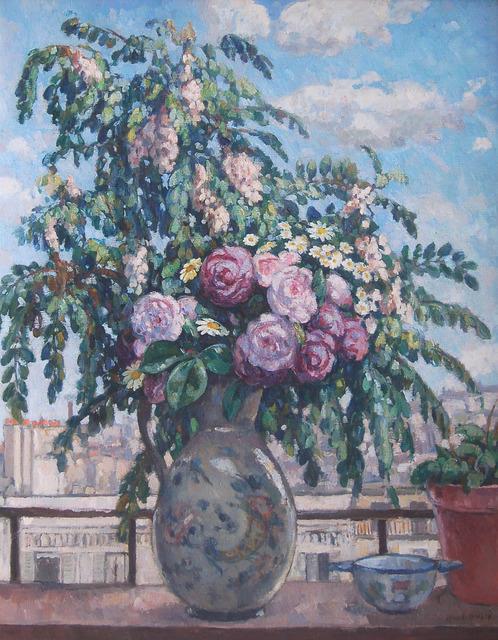 , 'The Bouquet,' ca. 1900, Waterhouse & Dodd