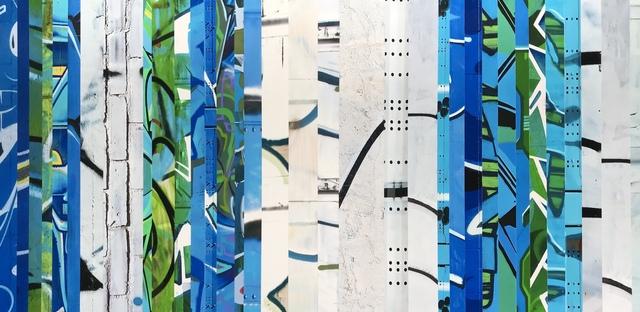 , 'White Rain 1/10,' 2018, Artspace Warehouse