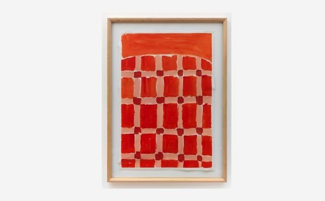 , 'Decke IV,' 1998, Galerie Bärbel Grässlin