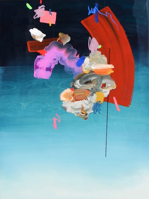 , 'Trying to Peel Wallpaper,' 2018, Bau-Xi Gallery