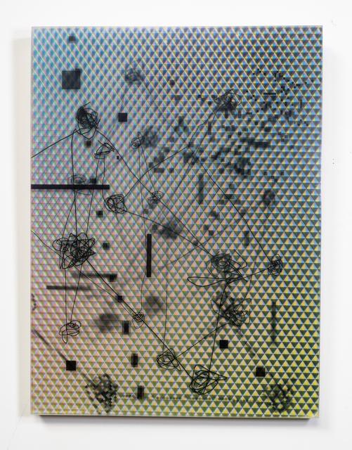 Akihiko Miyoshi, 'Nodes and Edges', 2019, Circuit Gallery