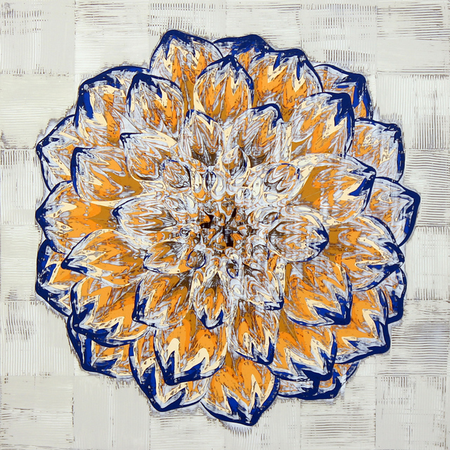 , 'Flower XIV,' 2018, Palette Contemporary Art and Craft