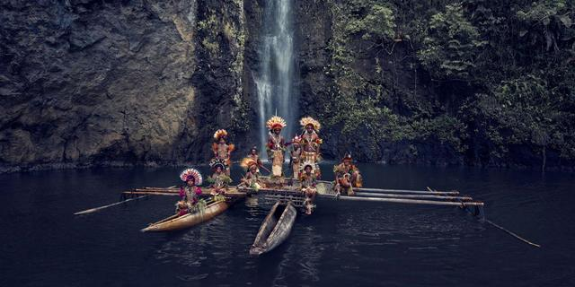 , 'XXXIII 1 Uramana Clan, Amuioan, Tufi, Papua New Guinea, 2017  ,' 2017, WILLAS Contemporary