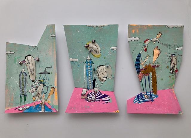 , 'Familia 1,' 2018, Allouche Gallery
