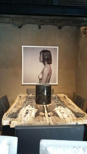 Pablo Boneu, 'El retrato de Monelle', 2016, Photography, Photograph printed on warps, manually intervened., Terreno Baldío