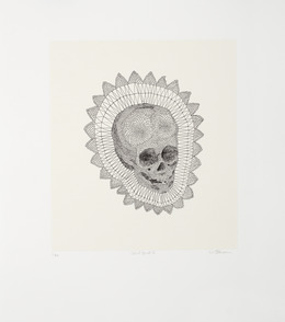 , 'Child Skull II,' 2012, Goodman Gallery
