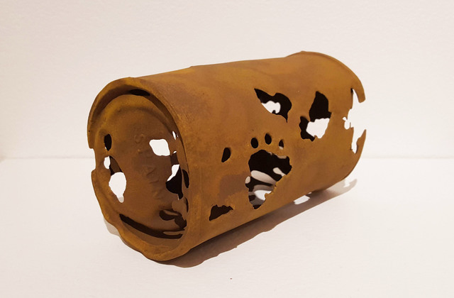 , 'Rusted Can III,' 2018, Eutectic Gallery