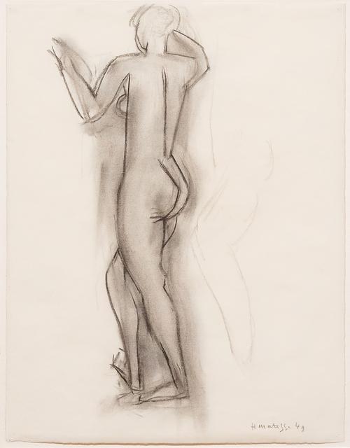 , 'Nu Debout,' 1949, Bernard Jacobson Gallery