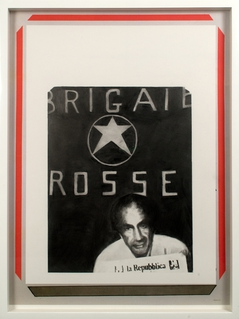 , 'no. 6 Untitled (Aldo Moro),' 2007-2008, Le Guern Gallery