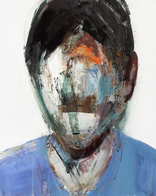 , 'Anonymous #26,' 2014, Mirus Gallery