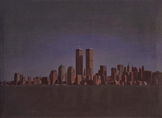 , 'New York City, marzo de 2001,' 2016, Galería Lucia de la Puente