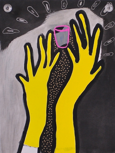 Cynthia Giron, 'Who's Hands Are These Anyways', 2019, Ro2 Art
