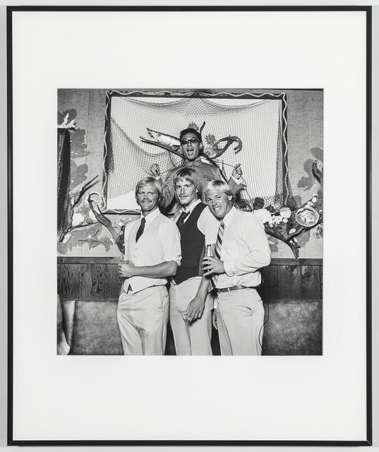 Tseng Kwong Chi, 'Lifeguard Ball Wildwood New Jersey', 1981, Johannes Vogt Gallery