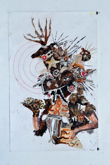 , 'Reindeer,' 2015, AKINCI