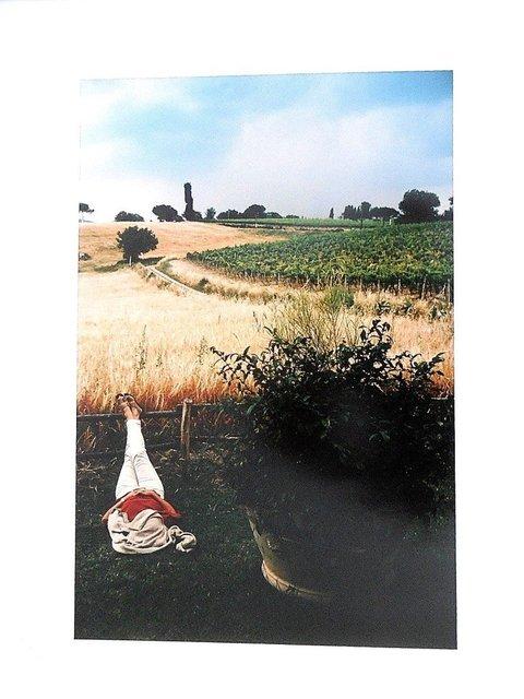 Joel Meyerowitz, 'Tuscany, Sleeping Woman, 1996', 1996, Lions Gallery