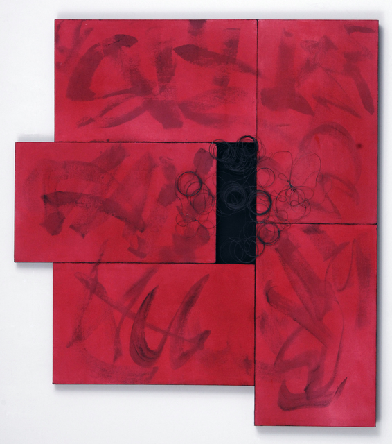 , 'Firebird,' 2012, Carter Burden Gallery