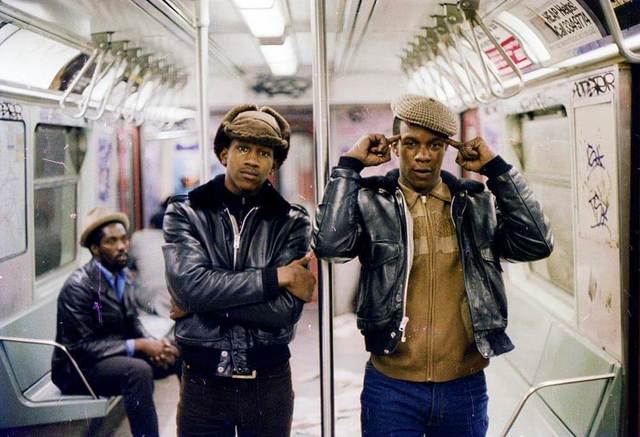 Jamel Shabazz, 'The Righteous Brothers, NYC ', 1981, Galerie Bene Taschen