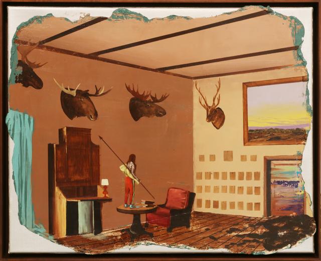 GAMA, 'Aussenposten (Outpost) 前哨', 2014, Chambers Fine Art
