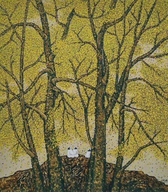 , '秋静 Silent Autumn Edition (limited print),' , Art WeMe Contemporary Gallery