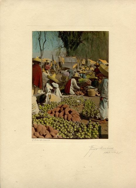 , 'Amecameca,' 1920, Galeria Enrique Guerrero