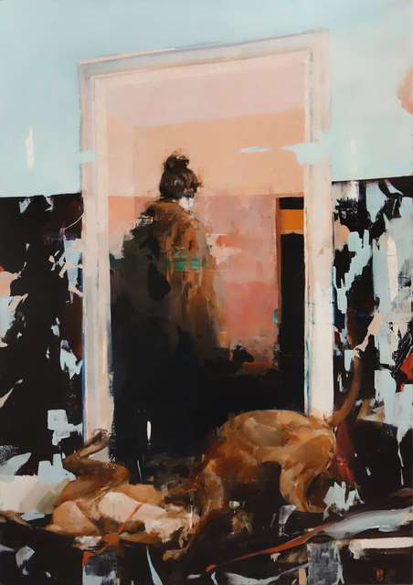 , 'Divine Lorraine,' 2014, Hollis Taggart Galleries