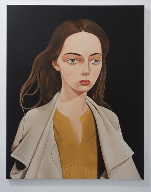 , 'Terry Peck, Westall High 1966,' 2017, Gallery Baton