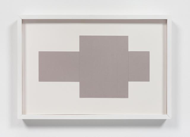 , 'Study for Sculpture ,' 1993, Rhona Hoffman Gallery