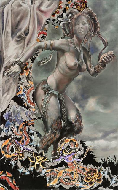 , 'Tittenwunder, afterimage,' 2010, CAMARA OSCURA GALERIA DE ARTE