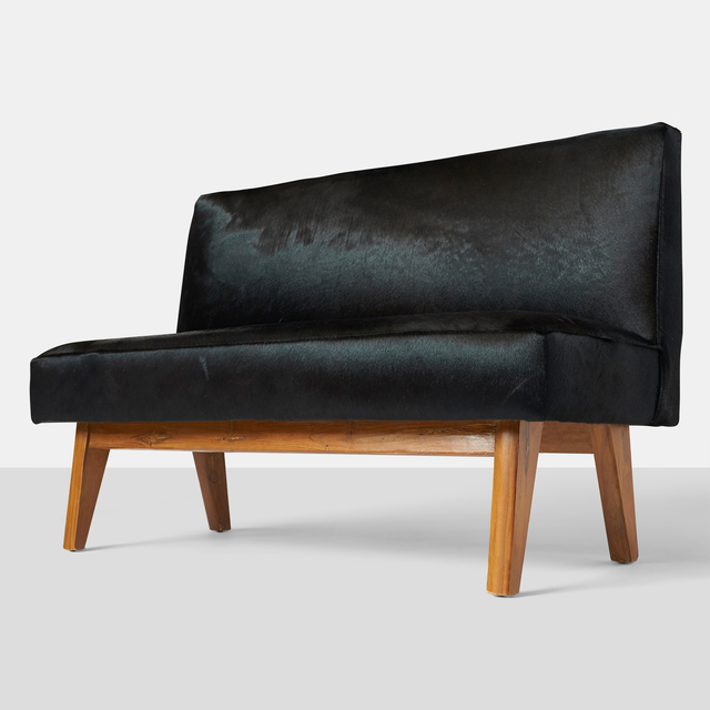 Pierre Jeanneret, 'Pierre Jeanneret Bench for the High Court', 1950-1959, Design/Decorative Art, Teak, Almond & Co.