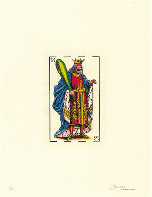 , 'Poema visual 32,' 1989, Polígrafa Obra Gráfica
