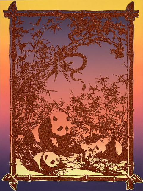 , 'Panda Allegory (Python),' 2014, OLSEN GALLERY