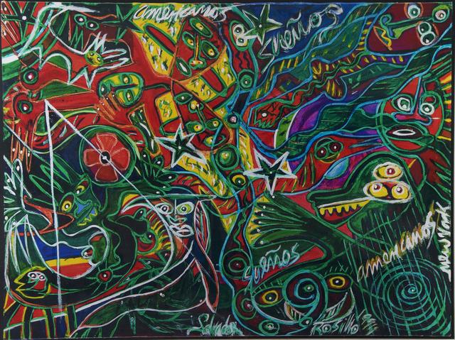, 'Suenos Americanos,' , Salomon Arts Gallery