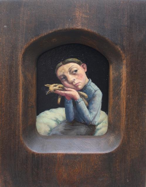 , 'Looking Back,' 2017, bo.lee gallery