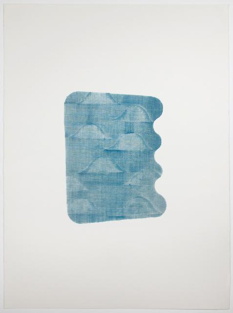 , 'Islands (#1),' 2014, Inman Gallery