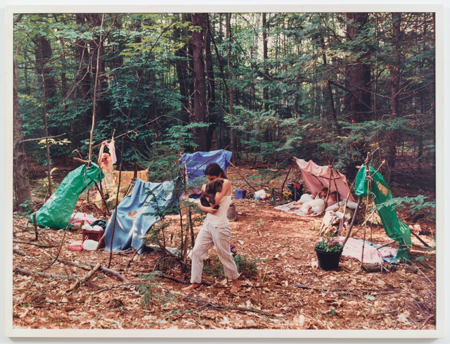 Justine Kurland, 'Puppy Love', 1999, Independent Curators International (ICI) Benefit Auction