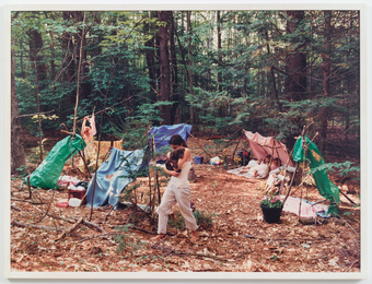 Justine Kurland, 'Puppy Love,' 1999, ICI Annual Benefit & Auction 2016
