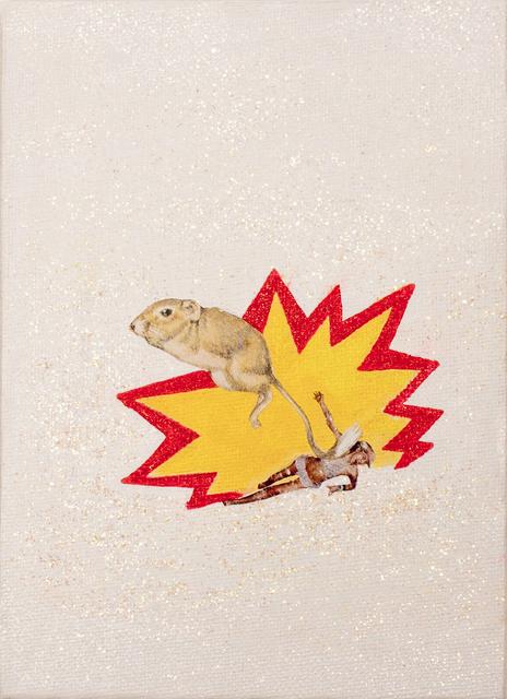 , 'Nezumi ni hikareru (dragged by a mouse),' 2017, Micheko Galerie