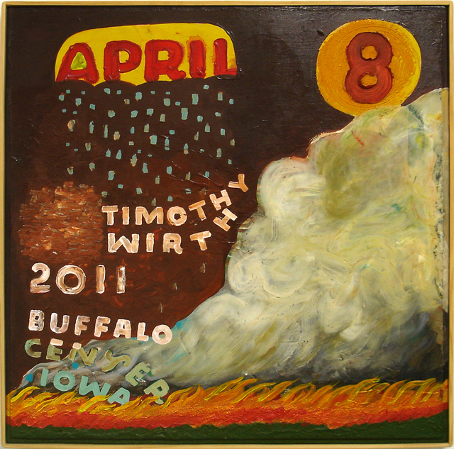 Tim Wirth, 'April 8', 2011, HATHAWAY | Contemporary Gallery