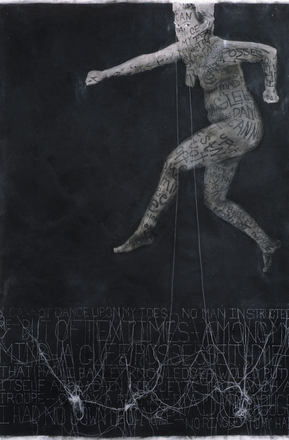 , 'Leaping Woman,' 1997, 315 Gallery