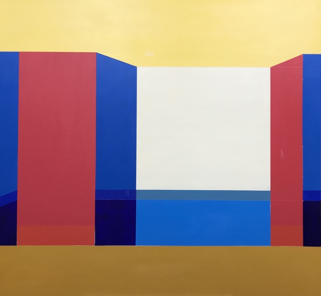 Jose Toñarely, 'Leisure Zone', 2019, Pigalle Gallery