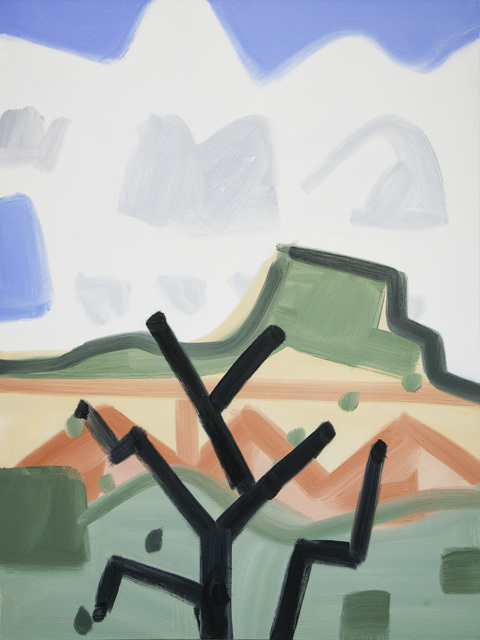 , 'Ghost Ranch, Dead Pine,' 2018, David Richard Gallery