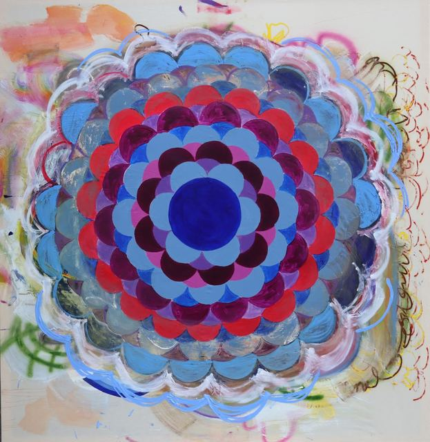 , 'Flower of Life,' 2018, ONE MONEV Gallery