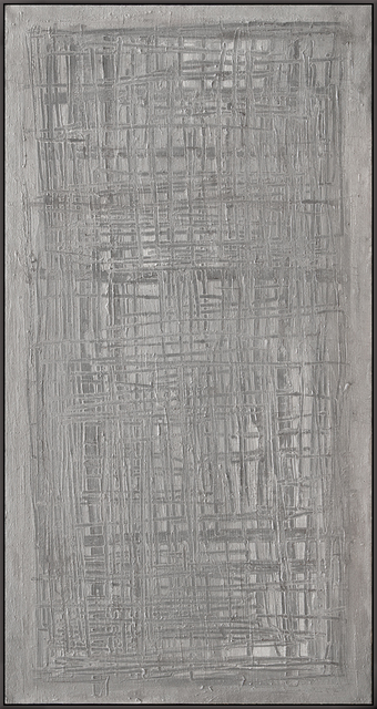 , 'Struktur,' 1957, Setareh Gallery