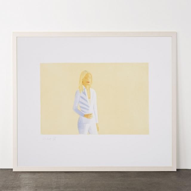 Alex Katz, 'Sissel', 2012, Weng Contemporary